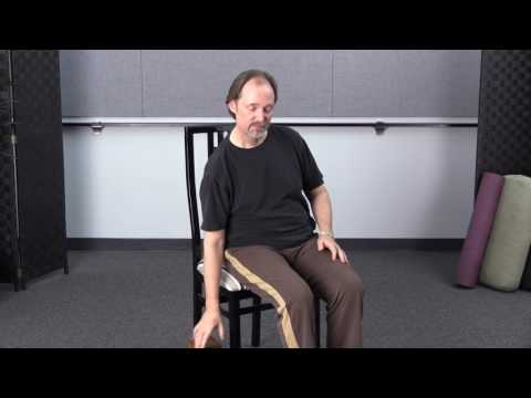 Seated Twist and Deeper Stretching