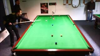 Phil Barnes 107 Break Snooker Bundesliga