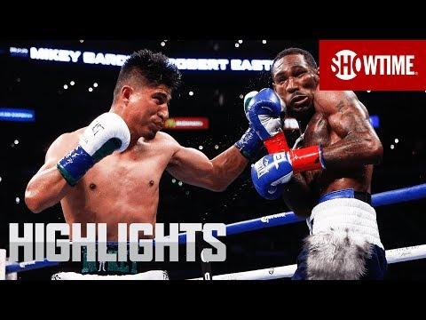 Garcia vs. Easter Jr.: Highlights | SHOWTIME CHAMPIONSHIP BOXING