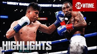Garcia vs. Easter Jr.: Highlights | SHOWTIME CHAMPIONSHIP BOXING