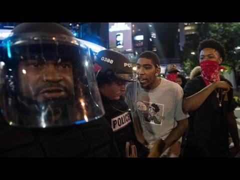 N. Carolina governor: We cannot tolerate violence