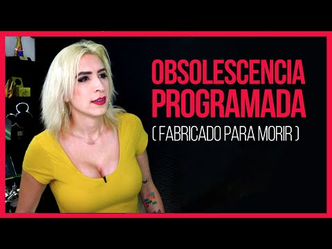 Nada está hecho para durar, a propósito. ¿Por? ¡Hola obsolescencia programada! /MiniRoja - 동영상