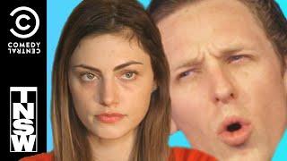 H20: Phoebe Tonkin vs TNSW (Cleo vs Nate)
