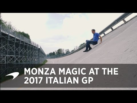 Monza Magic | Explore Italy's famous F1 circuit