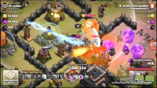 Lets Play Clash of Clans #3 Clan Besuch