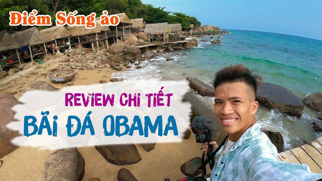 Review Chi Tiết  Bãi Đá OBAMA Bán Đảo Sơn Trà – Review Đà Nẵng 4.0