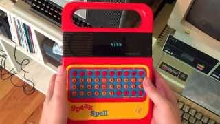 Don't Hear That Anymore: Texas Instruments Speak & Spell