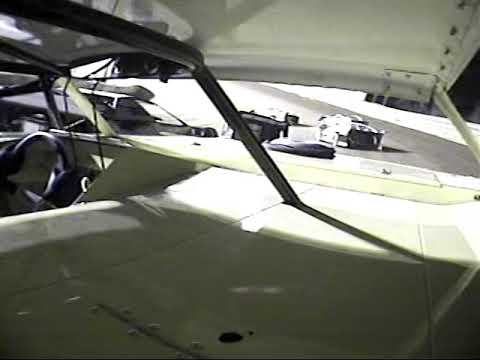 A LOOK BACK:  Volunteer Speedway Brad Kenyon #98 In Car Camera April 9, 2005