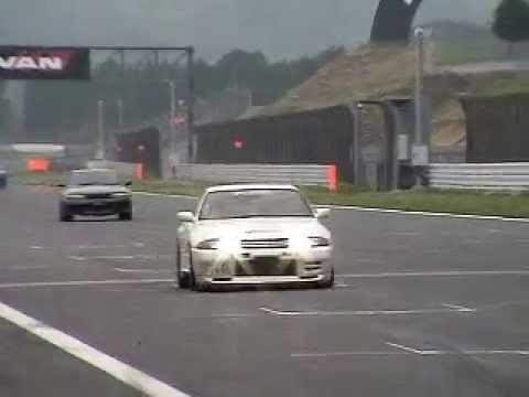 GT-R R32 R33 R34 R35 Fuji Speedway Skyline Sports Club Tokyo