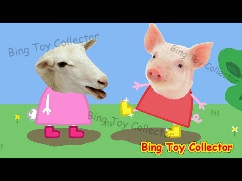 Peppa Pig Animals In Real Life