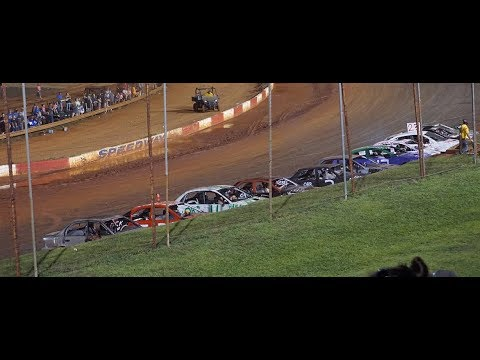 Demolition Derby - Dixie Speedway Woodstock GA  Part 1
