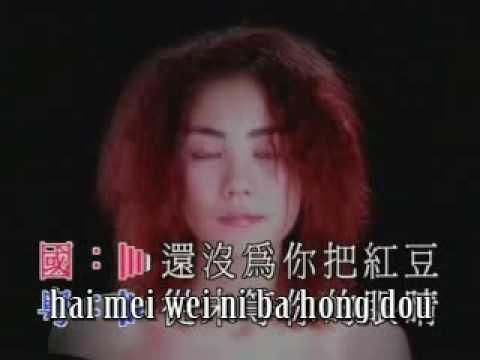 Hong Dou  红豆  Red Bean - Wang Fei - Pin Yin