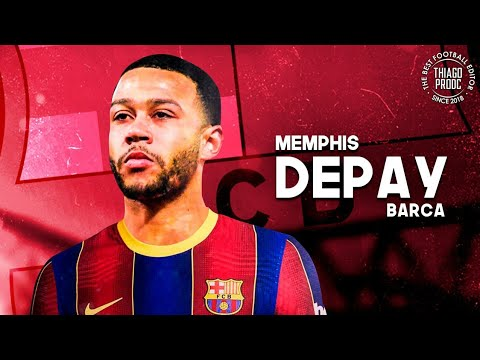 Memphis Depay ► Welcome To Barcelona - Crazy Skills, Goals & Assists | 2020 HD