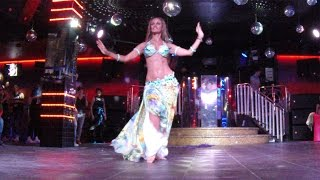 Belly Dance by Alena Artemenko @ Planet Fitness Dance Competition