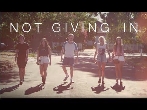 Not Giving In - Rudimental [LYRICS & MUSIC VIDEO]