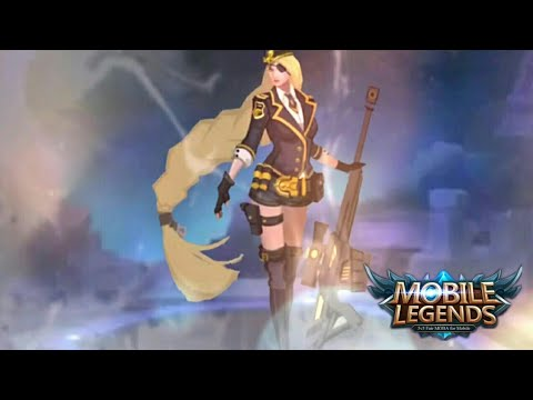 New Hero Sniper Lesley Skin First Look 😍 | Mobile Legends. The Android  Master
