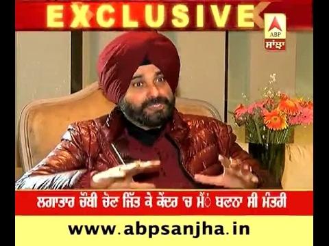 EXCLUSIVE: Navjot Singh Sidhu's Hook against SAD-BJP and AAP