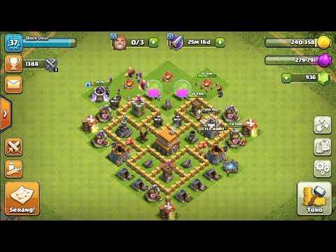 Base Coc Th 5 Anti Bintang 10