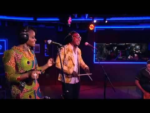 Trevor Nelson, Atumpan in the Live Lounge, Atumpan   The Thing in the Live Lounge