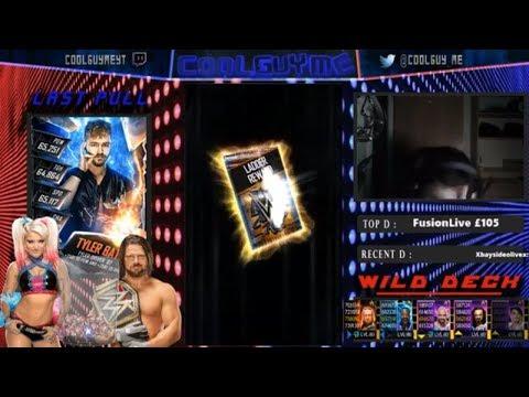 SHATTERED LADDER REWARD!!!! & SHATTERED  PLATINUM PACK!!  |  WWE Supercard #9 (Season 5)