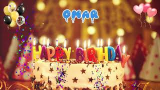 OMAR Happy Birthday Song – Happy Birthday Omar اغنية عيد ميلاد العربي