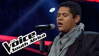 Download Francis Bowers sings 'Skyfall' | The Blind Auditions | The Voice South Africa 2016 Mp3 and Videos