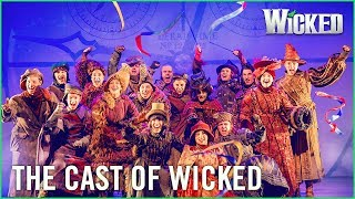 Wicked UK - Wicked's 10th Birthday Announcement: Rachel Tucker