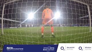 Goal Cam: Tranmere 1-4 Macclesfield