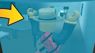 THE OP BEAST CAUGHT ME!! (Roblox Flee The Facility)