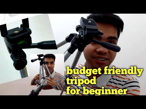 Where To Buy Budget Friendly Tripod For Beginner