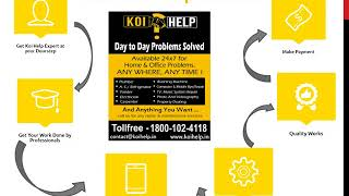 KoiHelp is a provider of day-to-day and planned maintenance and improvement services