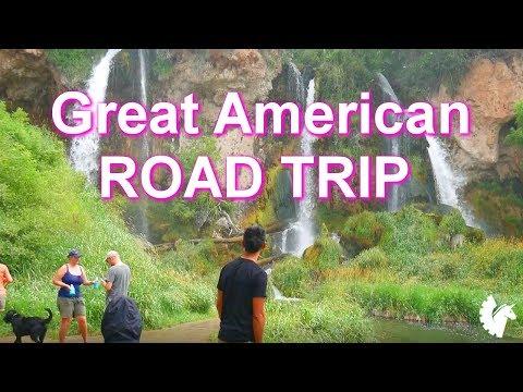 Desert Unicorn Great American Road Trip