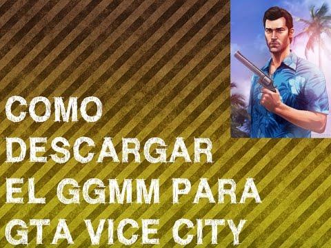 ggmm para gta vice city