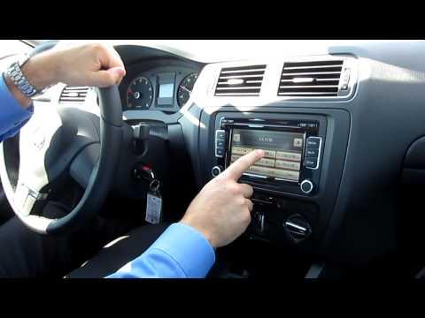 2011 Volkswagen Jetta Review Dallas - Nice Touchscreen Input