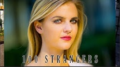 100 Strangers Project - How I approach strangers and take their portraits