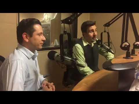 MARÍA FÉLIX Entrevista de radio en Monterrey FUNDACIÓN MARÍA FÉLIX