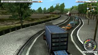 UK Truck Simulator review.