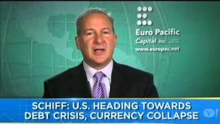 America Heading Towards a Collapse Worse Than 2008 AND Europe! Says Peter Schiff - Yahoo Finance