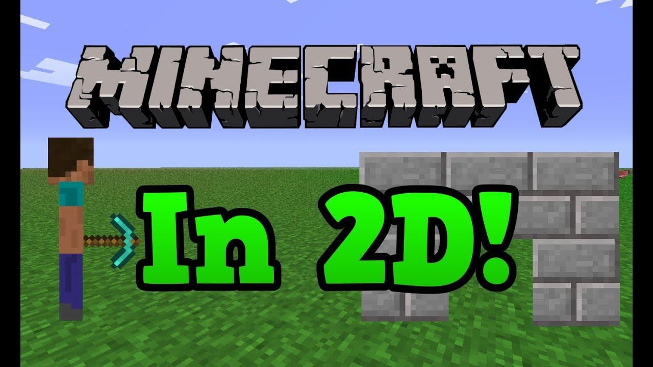 игра бумажный майнкрафт 2д онлайн