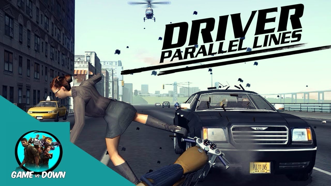 Driver Parallel Lines Gameplay Link Do Game Google