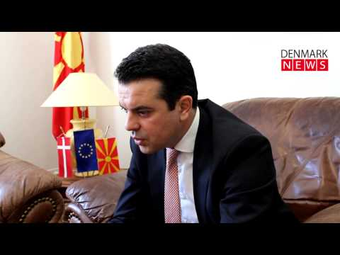 Growth towards Free Media, MFA Macedonia Nikola Poposki
