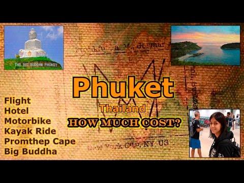 GITR #15 - Phuket Trip - How Much Cost? Part1