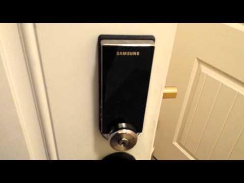 Samsung Shs 3320 Rfid Digital Dead Bolt Doovi