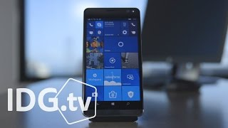 HP's Elite x3: possibly the last great Windows phone