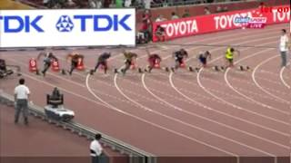 Beijing 2015 IAAF World Championships m 100 Metres Semi-Final asafa powell