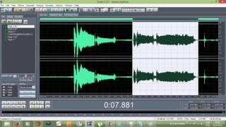 Tutorial - Como fazer uma voz fina /aguda com Autotune? (Adobe Audition 1.5)
