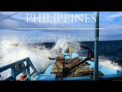 Dumaguete To Malapascua Philippines - Travelling The Philippines