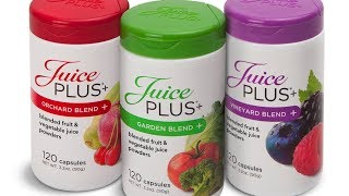 Juice plus question answered