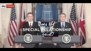 Does the Special Relationship exist?