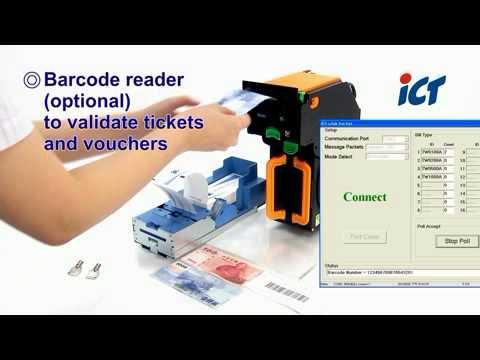 Ict Bill Acceptor Programmer